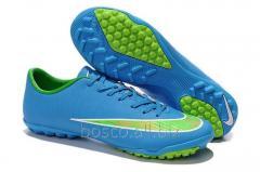 Centipedes of Nike Mercurial Victory V Turf Hyper