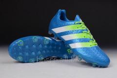 Football boots of adidas ACE II 15.1 FG Shock