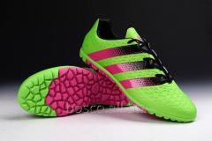 Football centipedes of adidas ACE II 15.1 TF Solar