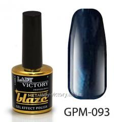Metal varnish with effect GPM-(081-100) 093 gel
