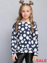 Mickey's sweatshirt blue