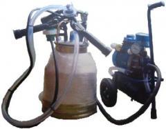 Milking machines Milking equipment VELES-10