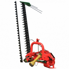 The mower segment and manual ksn-1,8 with zrp, dtz