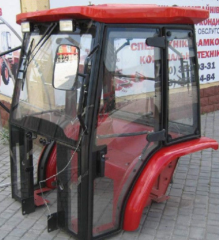 Cabin universal tractor (to the ft tractors, dtz,