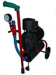 Spare parts for the milking equipment VACUUM