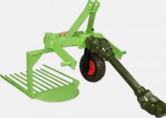 Sprzęt podwieszany do minitraktorów