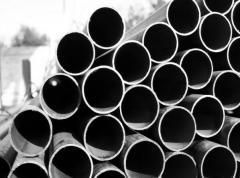 Трубы стальные бесшовные горячекатаные