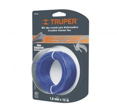 String for the trimmer 1,65mm 15 of m, truper