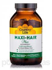 Витамины для волос Maxi-Hair® Plus, 240 капсул,