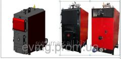 Modular boiler KM-600 with a productivity up to