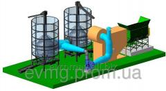 Delivery of a zernosushilny complex with the