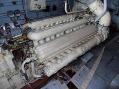 Двигатель М401А-1 ЛВ (с реверс-редуктором), ОАО
