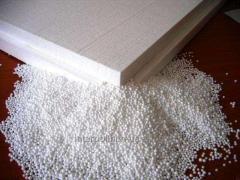 The foaming ALPHAPOR (EPS) polystyrene