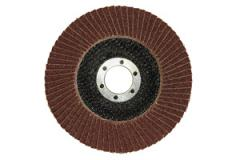 Brush radial from a twisted wire for UShM, 125 mm.