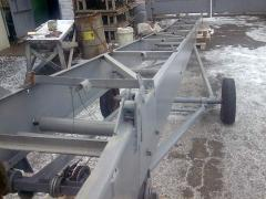 The conveyor is tape