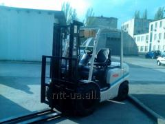 Loader of TSM (Japan) FD30T3ZVM300 available in a