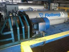 Flottweg #20479-1 centrifuge