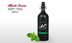 """Жидкая специя Мята """"Alberto Croozo""""."""