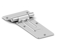 Loop of lateral doors assembled 131/41*62