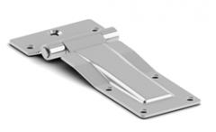 Loop of lateral doors assembled 158/55*70