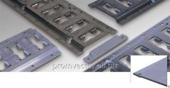 Strip of fastening of freight of 2000 mm