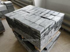 The stone blocks is figured, Chovnova (green