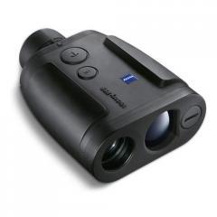 The range finder is laser