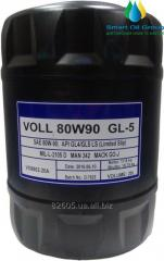 High-quality transmission VOLL 80W-90 GL-5 oil