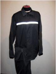 Miner's suit, (GOST 12.4.110-82 type A.)