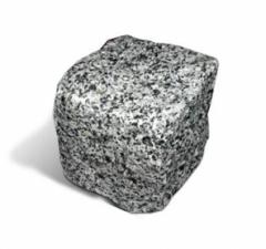 Stone blocks of chipped 100х100х100 mm, Pokostovk