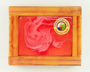 Soap natural handwork Crimean rose