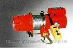 Winches electric planetary KDJ series