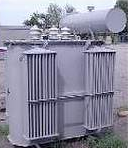Transformers three-phase oil
