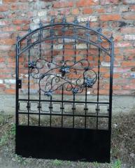 Кованые ворота, кованые калитки и ворота, кованые