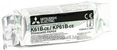 Mitsubishi KP61B thermal paper (for