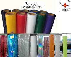 Thermotransfer film of Pikatso HTF