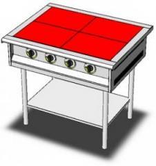 Плиты без духового шкафа