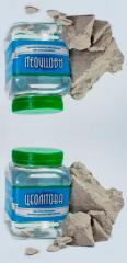 Zeolitic water