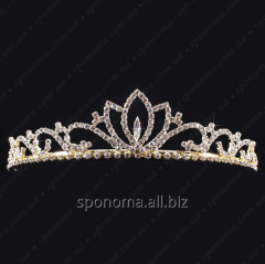 Wedding diadem for the bride