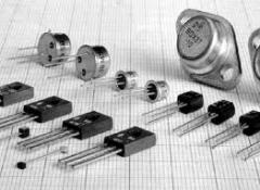 Транзисторы от компании РадиоТочка, продажа в