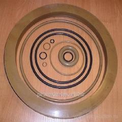 Кольцо уплотнительное, КУ ГОСТ38-78