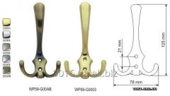 Крючек мебельный WP59