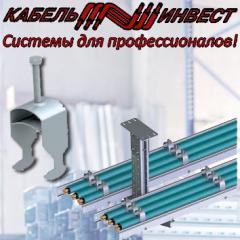 Держатели кабельные,  Зажим LCU/ V 12-59