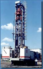 Cone Drilling Rigs (CDR).