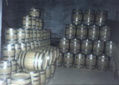 Wooden oak barrels (to buy