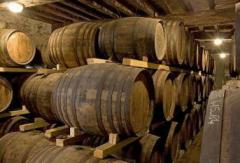 Oak barrels, container wooden (to buy