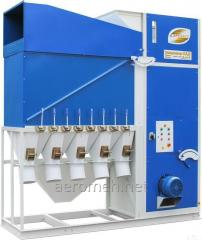 Grain Separator aerodynamic SAD-30