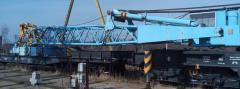 EDK-900 crane