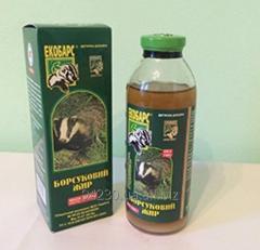 Fat badger liquid form, bottle of 50 g