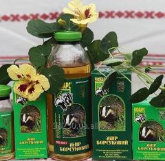 Fat badger liquid form, bottle of 100 g